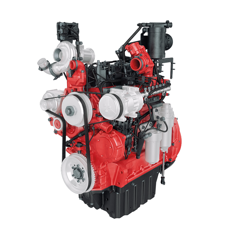 Valtra engine AGCO power 33CTA for A series